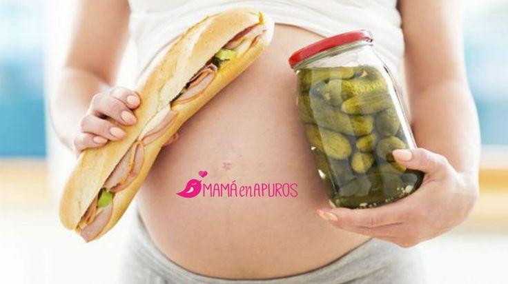 Antojos en el embarazo. Mito o realidad