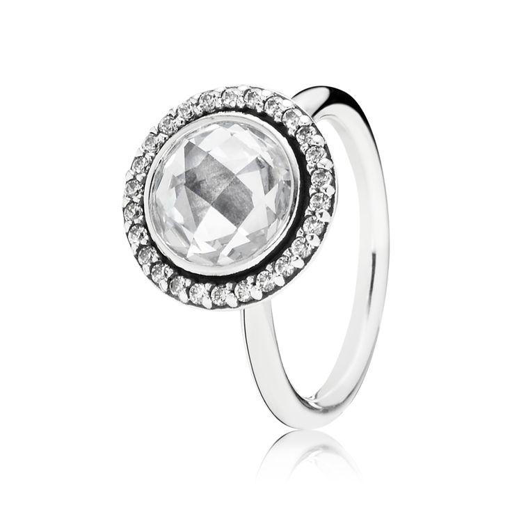 Pandora Jewelry Kansas City: #PANDORA Ring In Sterling #silver With Round Checkerboard