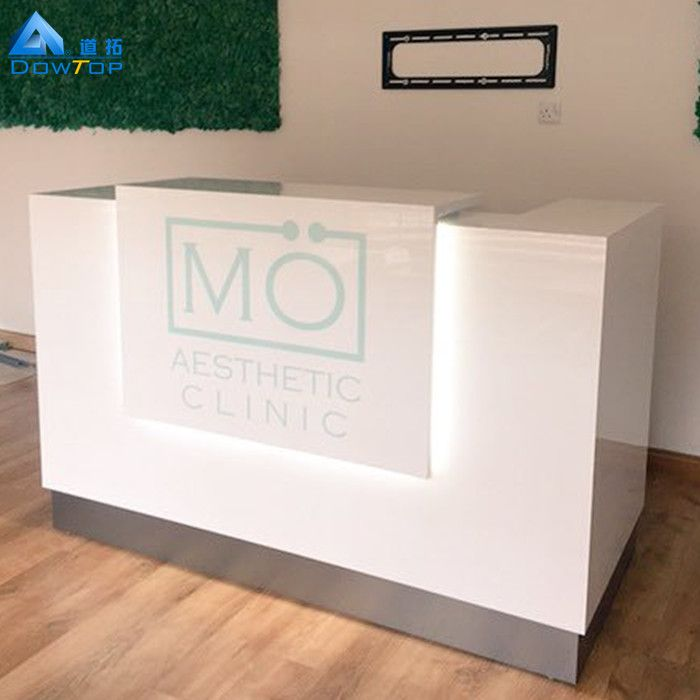 Customized Unique Reception Counter High End Snow White Marble Modern Reception Desk Find Complete Diseno De Mostrador Muebles De Recepcion Salones De Diseno