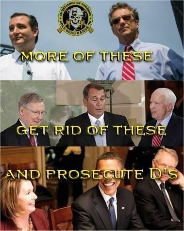 Cruz- Paul. 2016!!!! What a dynamic duo. With Dr Carson Sec of State and Allen West as Sec of Defense and Trey Gowdy as At General. This is better than Fantasy Football.