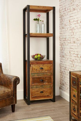 Distinctive latest alcove bookcase with drawers The unique City Sublime vary is…