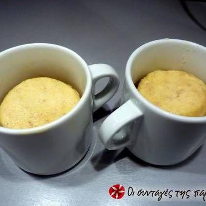Muffins των 5 λεπτών για πρωινό #muffins #cookpadgreece