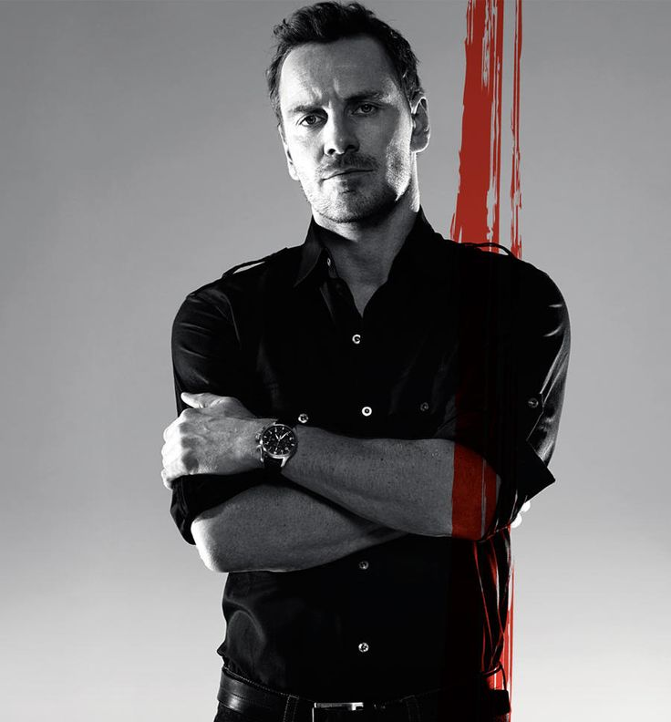 Michael Fassbender for Interview Russia   Photo by John Russo