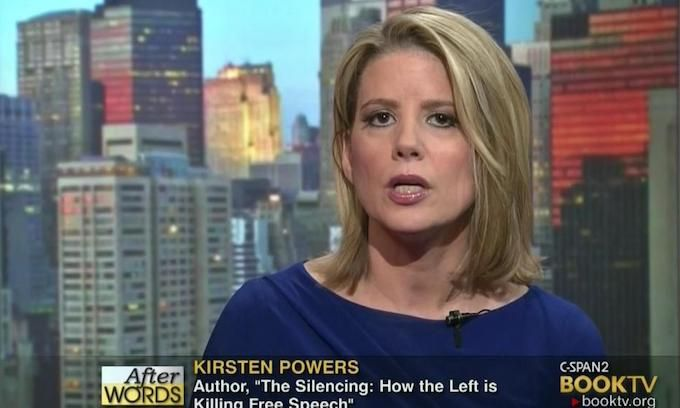 CNN Political Analyst: 'People do not have a right to stay anonymous'  Total tripe!