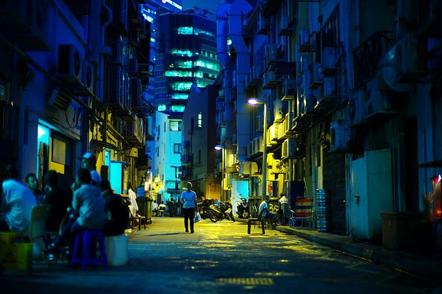 Back Alley People of Singapore