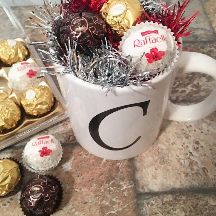 Christmas Gift Giving Idea: $2 Initial Christmas Mug at Dollar General http://simplesavingsforatlmoms.net/2017/12/christmas-gift-giving-idea-2-initial-christmas-mug-dollar-general.html