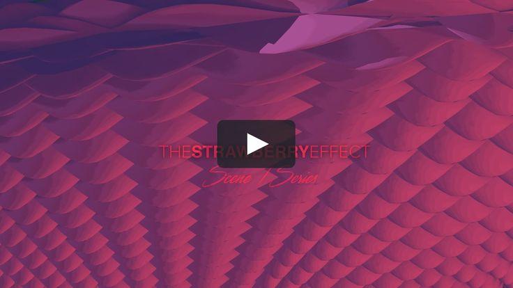 The Strawberry Effect | Scene Series Animation / NYC W34 Hudson River High Line + / ITU Diploma Project by Meric Arslanoglu | 2017