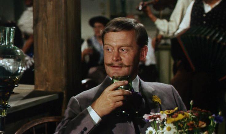 som Sigismund Sülzheimer, i Sommer i Tyrol fra 1964.