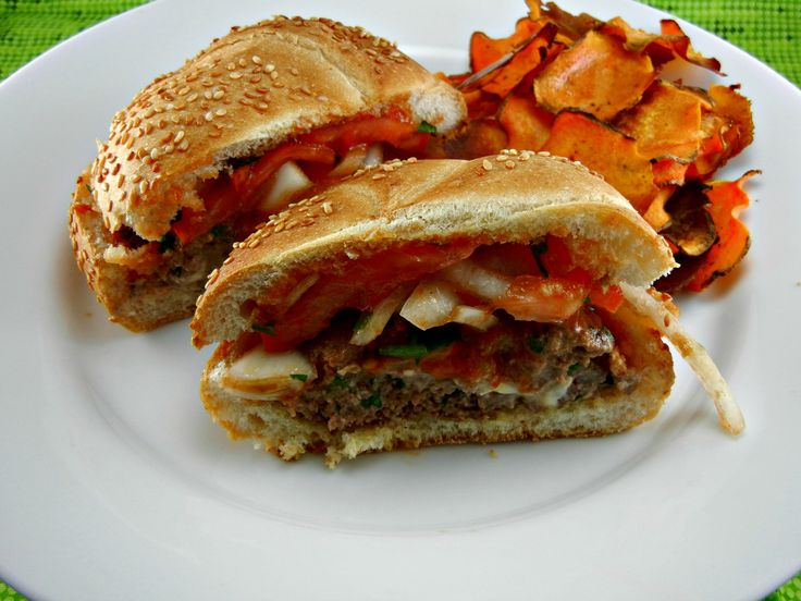 ... images about Burgers on Pinterest | Bacon, Turkey burgers and Chipotle