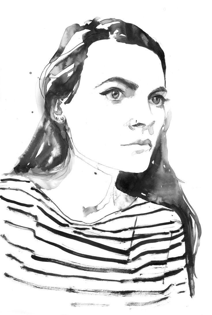 Portraits - Sarah Maycock