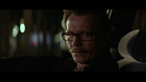 AND SUDDENLY GARY OLDMAN APPEARS // Batman Begins