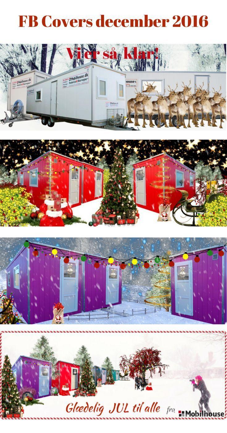 Glædelig jul fra Mobilhouse http://www.facebook.com/skurvogne
