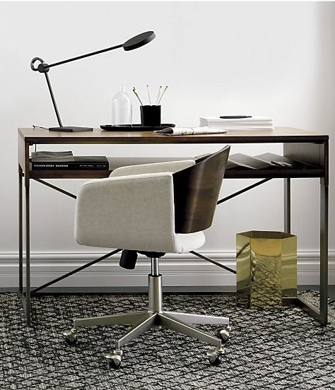 Home Office Decor For Private Impression: Front Office. Make A Stylish Impression That Still Meets