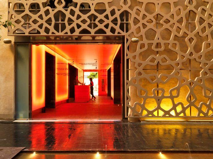 Celos as arquitect nicas hotel sevilla hotel de dise o - Diseno interiores sevilla ...