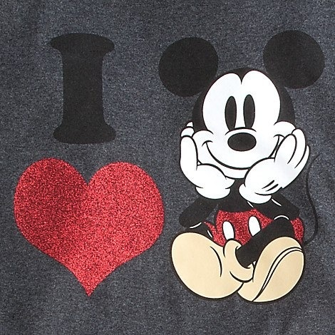 I totally ❤ Mickey Mouse!!!!