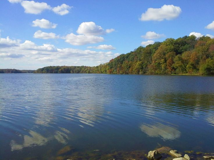 Kiser Lake State Park, Ohio   Been there, done that ...
