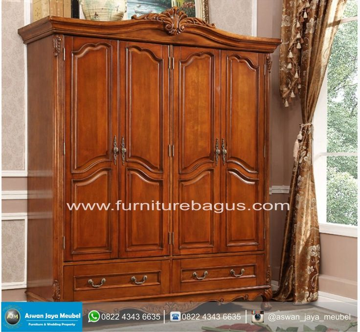 ... French Armoire Solid Wood Wardrobe French Armoire,Solid Wood Wardrobe  From Wardrobes Supplier Or Manufacturer Dongguan Rui Fu Xiang Furniture Co.