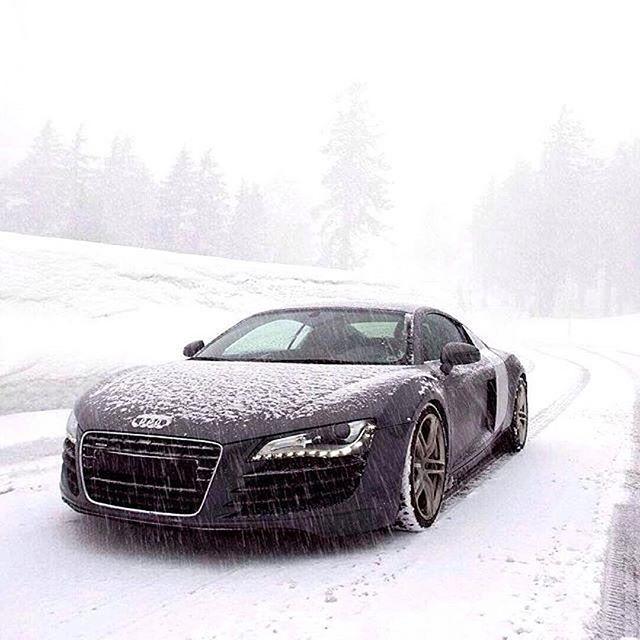 2017 Audi R8, #Audi #AudiR8 Audi Le Mans quattro, #Snow #SportsCar Audi RS 3, Wallpaper - Follow #extremegentleman for more pics like this!