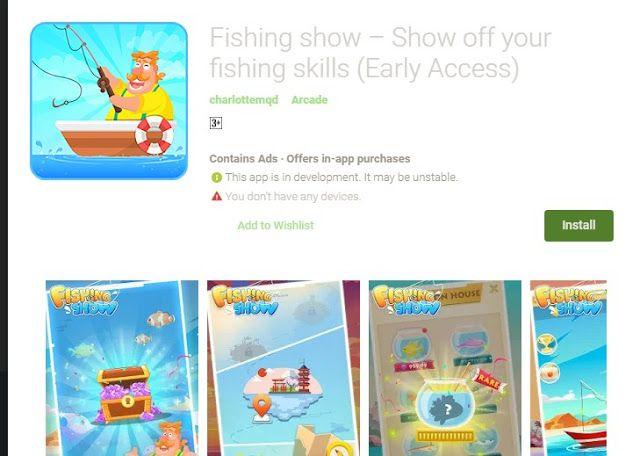 Cara Menggunakan Fishing Show Untuk Menghasilkan Uang Dari Charlottemqd Aplikasi Produk Memancing