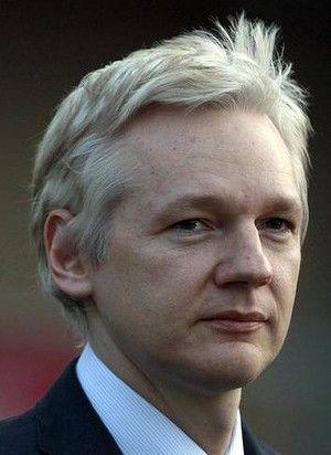 WikiLeaks founder Julian Assange.  Vote for Julian this September.