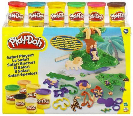 Play-Doh, Leklera, Safari Super Set