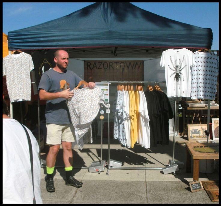 St Kilda Esplanade Market!