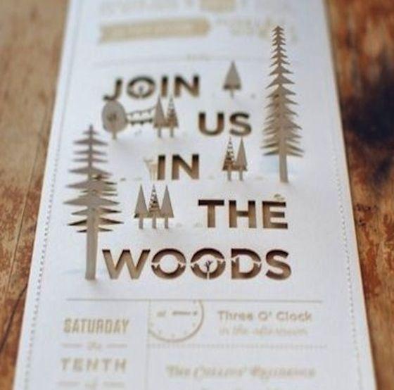 Trouwen in het bos!  {jouw bruiloft in een sprookjesbos}