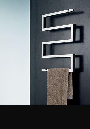 Cubic Snake Designer Towel Rail (109Z)                                                                                                                                                                                 More