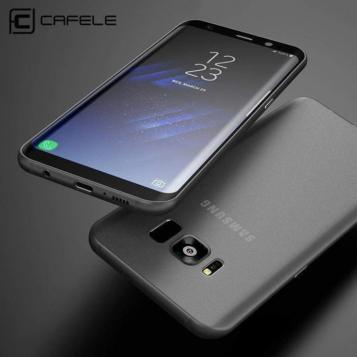 buy on wallmart.win CAFELE Original case For Samsung Galaxy S8 cases Micro Scrub Flexible Fashion Ultra thin PP cover for Samsung Galaxy S8…