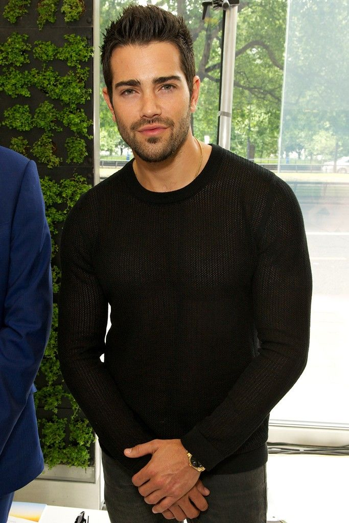 Jesse Metcalfe as Simon Parker - Wallbanger