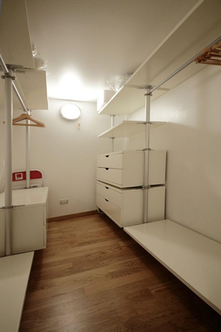 Casa Caterina - cabina armadio