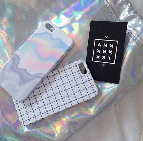 adidas, aesthetic, black, grunge, holographic, nike, tumblr, white
