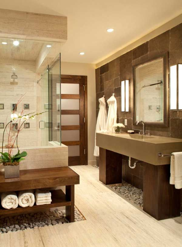 127 best Kitchen  bathroom images on Pinterest   Bathroom ideas     27 Most Incredible Master Bathrooms That You Gonna Love