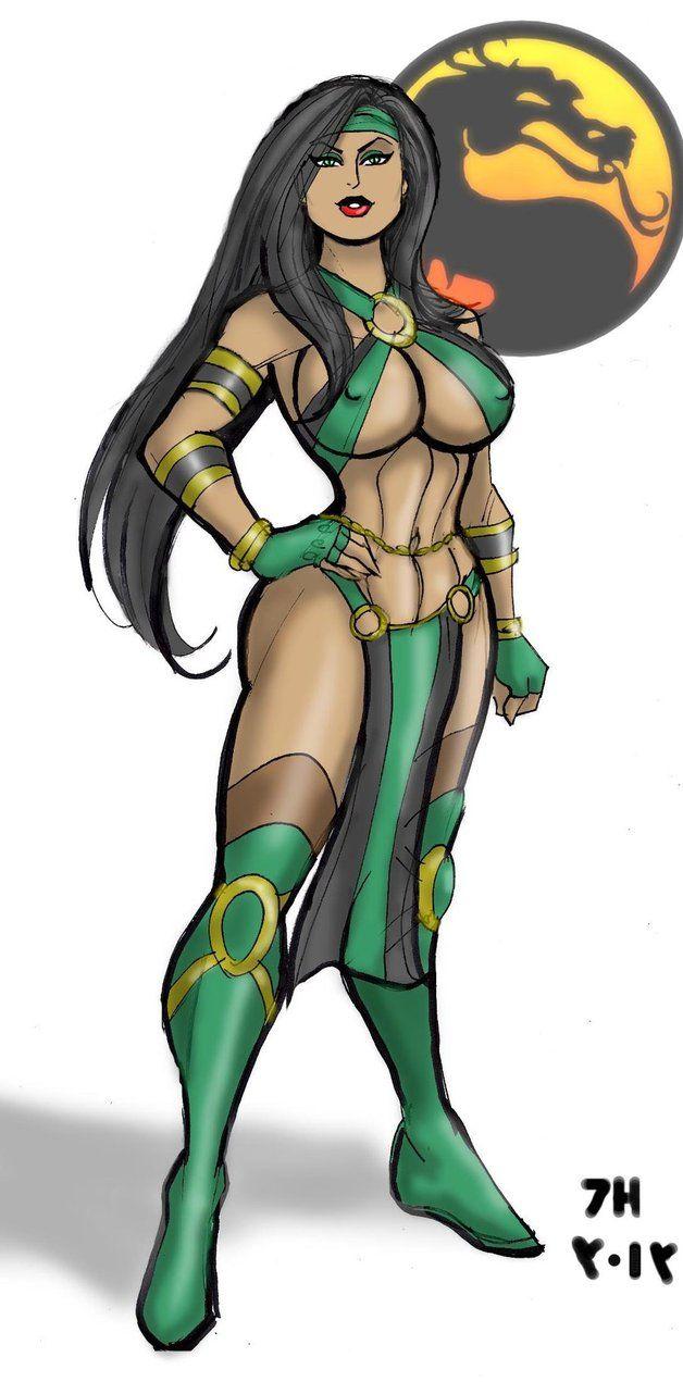jade mortal kombat | Jade Mortal Kombat by *johnnyharadrim on deviantART