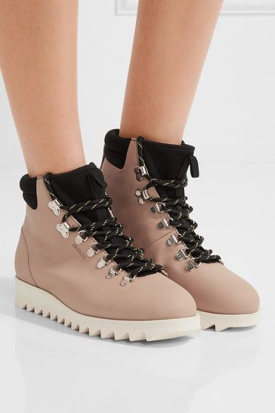 Axel Arigato - Lace-up Leather Boots - Beige - IT38