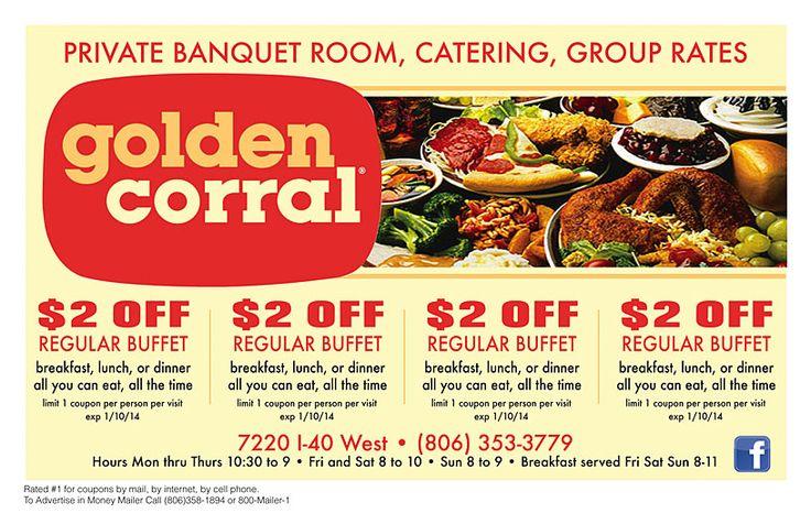 golden corral coupons orlando florida