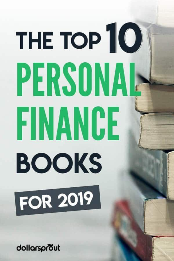 10 Best Personal Finance Books to Buy and Read in 2019