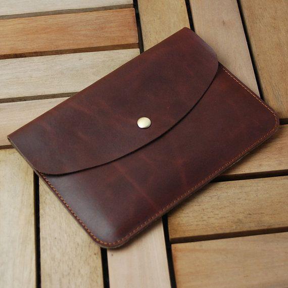Leather iPad Sleeve iPad Case iPad Cover Samsung by iLeatherStore