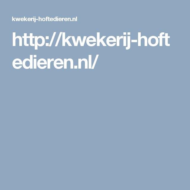 http://kwekerij-hoftedieren.nl/