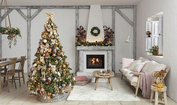 Catálogo Leroy Merlín Navidad 2019 Decoración Navidad Tendencias En Decoracion Decoración De Unas Decoracion Navidad