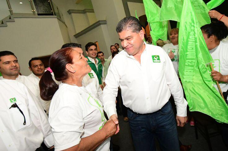] SALTILLO, Coah. * 8 de junio de 2017. Notimex Luego de computarse el 100% de actas de la elección a la gubernatura de Coahuila, el Instituto Electoral del estado (IEC) dio a conocer que el ganador es Miguel Ángel Riquelme Solís, de la coalición Por un Coahuila Seguro, con un total de 482,891...