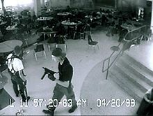 Columbine Shooting-  Colorado 1999- by 2 teens- 15 People Died (including the two killers)...12 Students and 1 Teacher Died