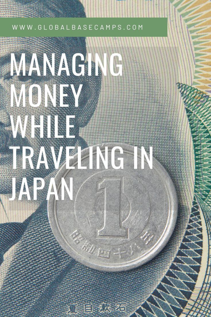 Money in japan japan travel japan money management
