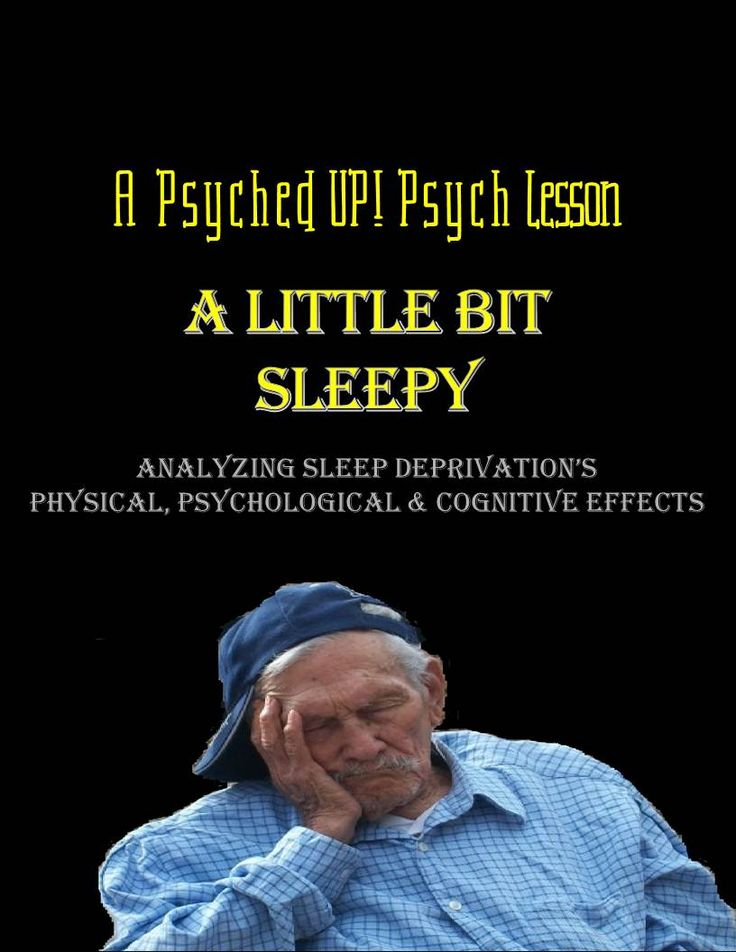 psy 240 sleep deprivation Psy 240: the brain, the body, and the mind sleep deprivation, disorders, and drugs have you ever been deprived of sleep, not because you wanted to be, but because you had to be.