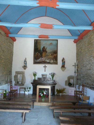 ploulec 39 h chapelle saint herbot la chapelle saint herbot difice du 15 me si cle de plan. Black Bedroom Furniture Sets. Home Design Ideas