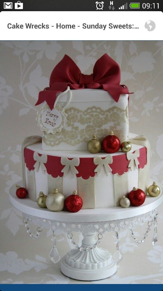 Present cake presents and cakes on pinterest