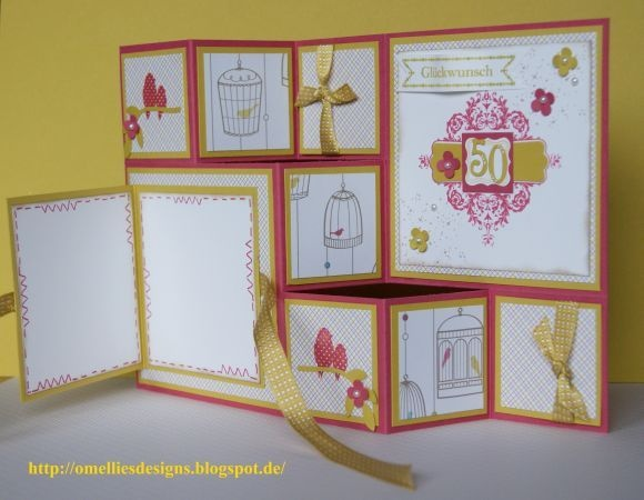 Best  Su  Card Folds  Stampin Up Images On