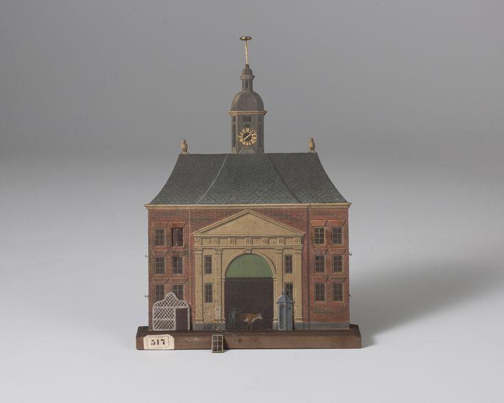 Donderhuisje — Teylers Museum