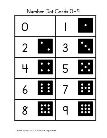 number dot cards free printable math pinterest free. Black Bedroom Furniture Sets. Home Design Ideas