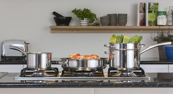 To celebrate the launch of the Raco Facebook page, we are giving away not one, but two 6 piece Raco Commercial cookware sets to two lucky people valued over $450 each!